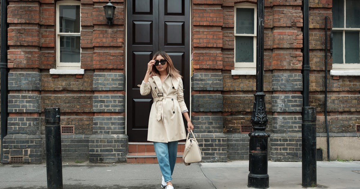 @livblankson's cover photo for 'How To Alter Your Outlook on Life in a few Simple Steps // (Styling the Trench Coat with Jack Wills): liv in fashion.'