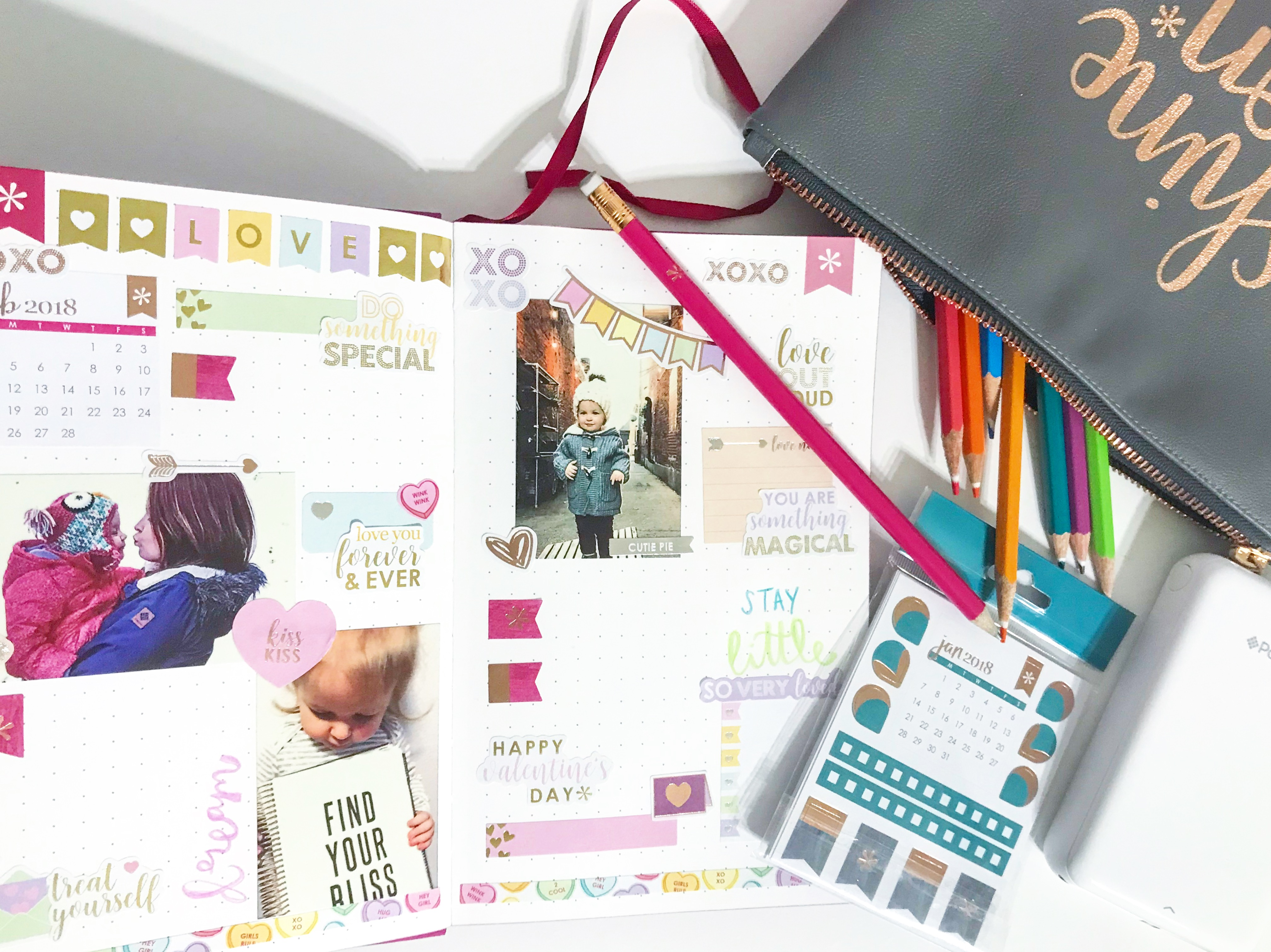 @miller.life.mom's cover photo for 'Bullet Journals for Beginners - Gingy Love'