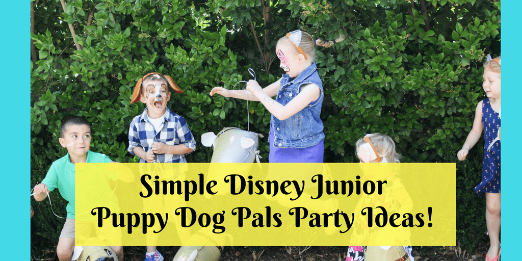 @socalfieldtrips's cover photo for '5+ Puppy Dog Pals Birthday Party Ideas by Disney Junior'