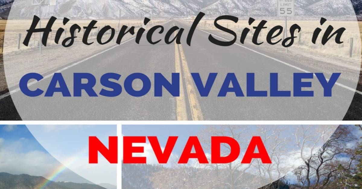 @socalfieldtrips's cover photo for 'Top 5 Historical Sites To Visit In Carson Valley Nevada'