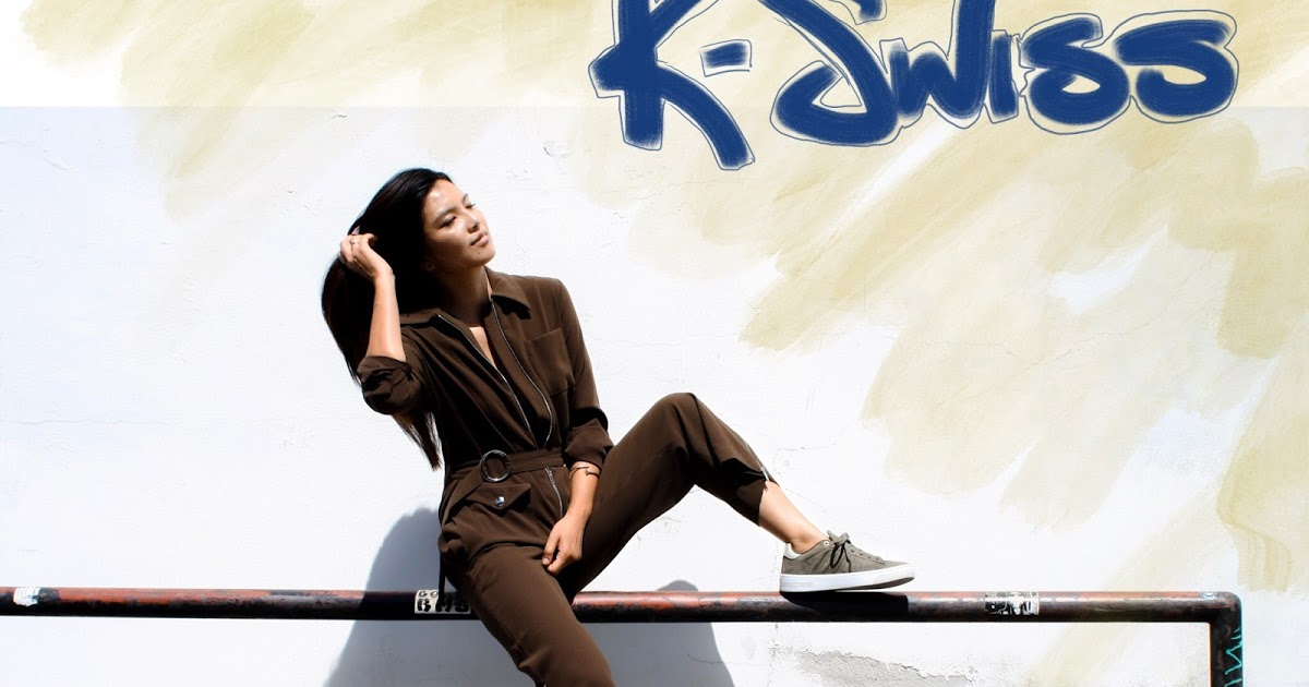 @lizkao's cover photo for 'K-Swiss x Generation K'
