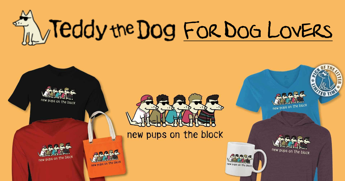 @wagthedog_uk's cover photo for 'Teddy The Dog For Wag Cool Dog Lovers - Wag The Dog UK'
