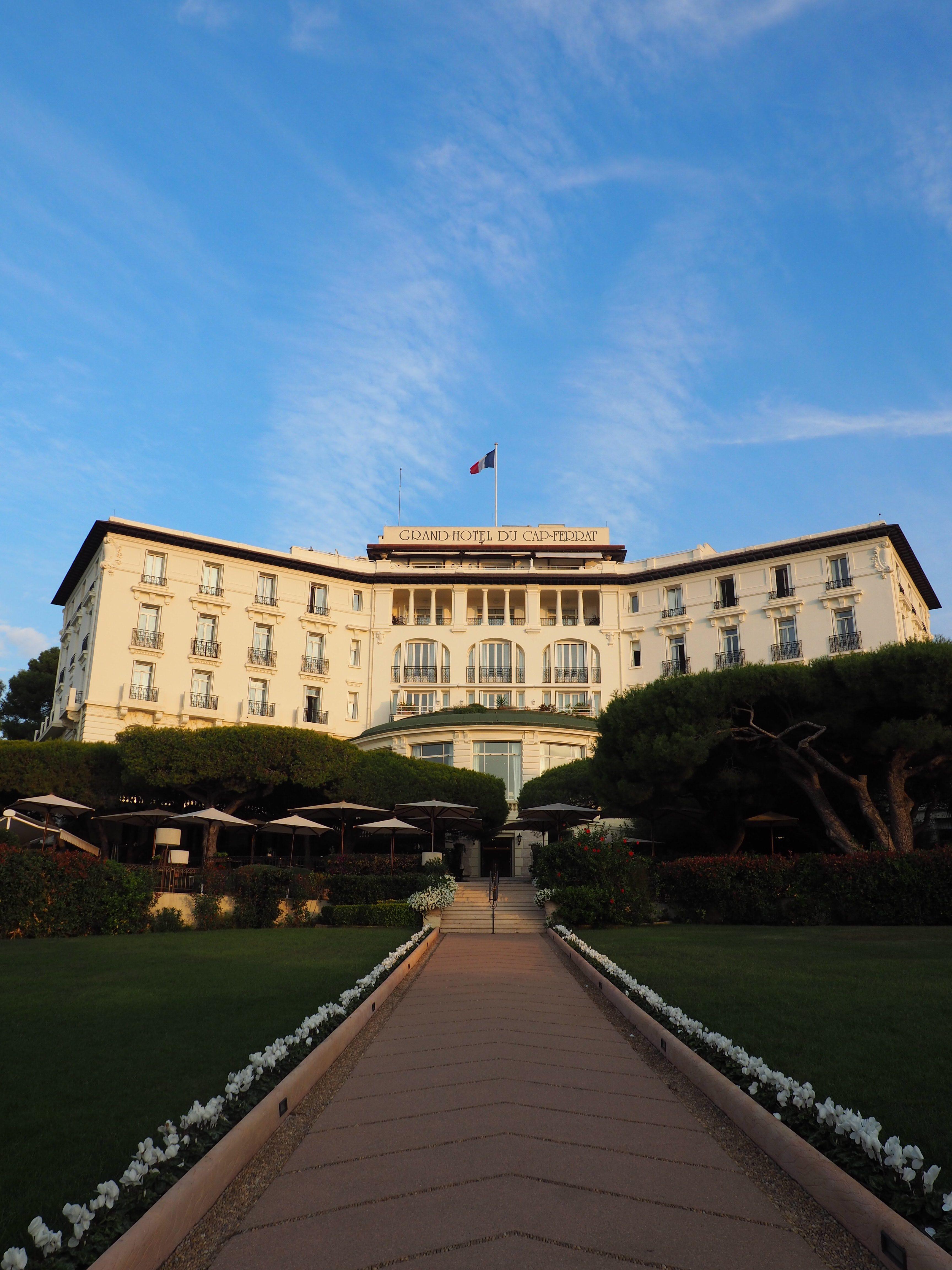 @exotiktraveler's cover photo for 'Hotel Review: Grand-Hotel du Cap-Ferrat, a Four Seasons Hotel by Exotiktraveler'