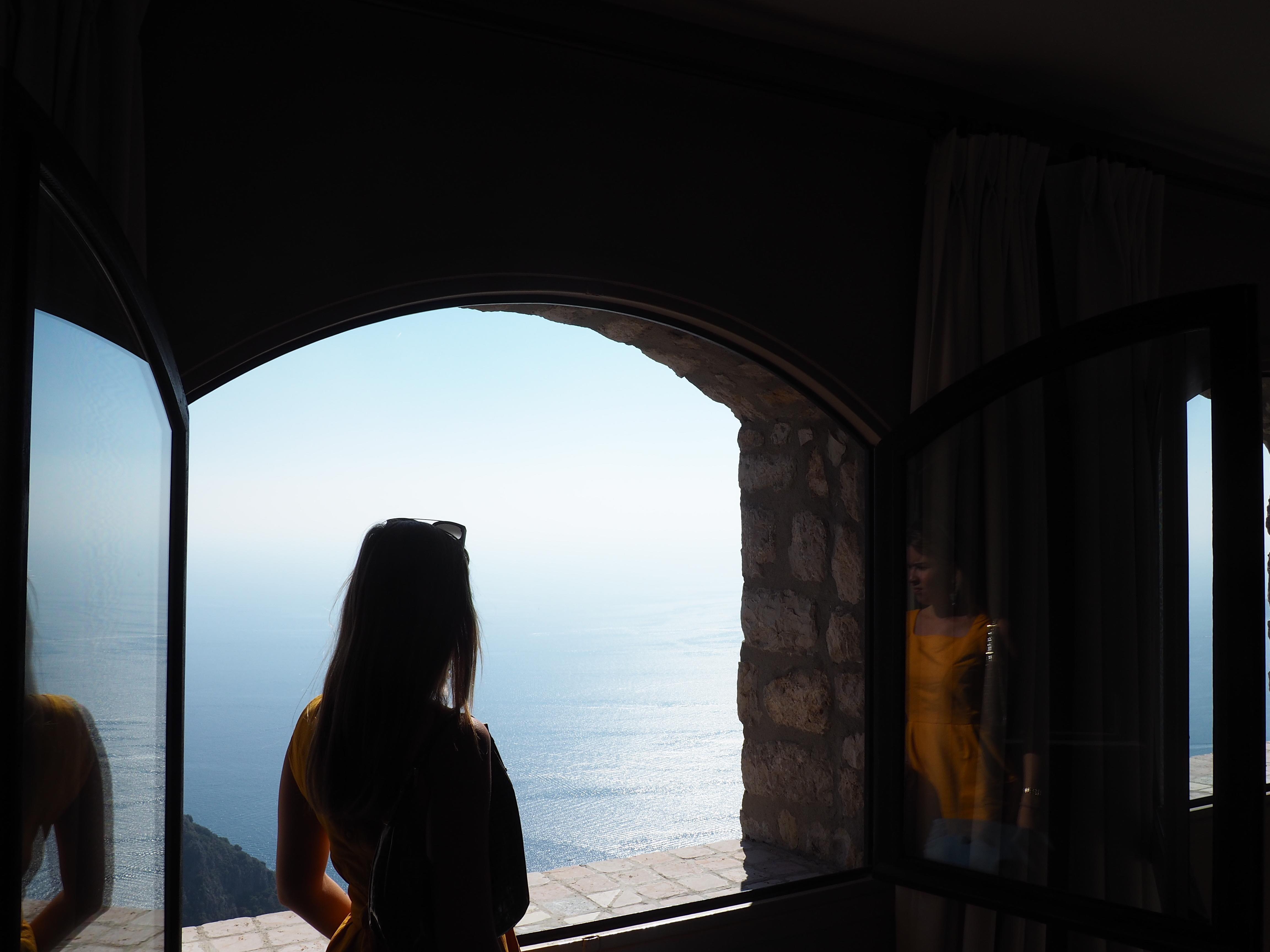 @exotiktraveler's cover photo for 'Hotel Review: Chateau Chevre D'Or, Eze - EXOTIKTRAVELER'