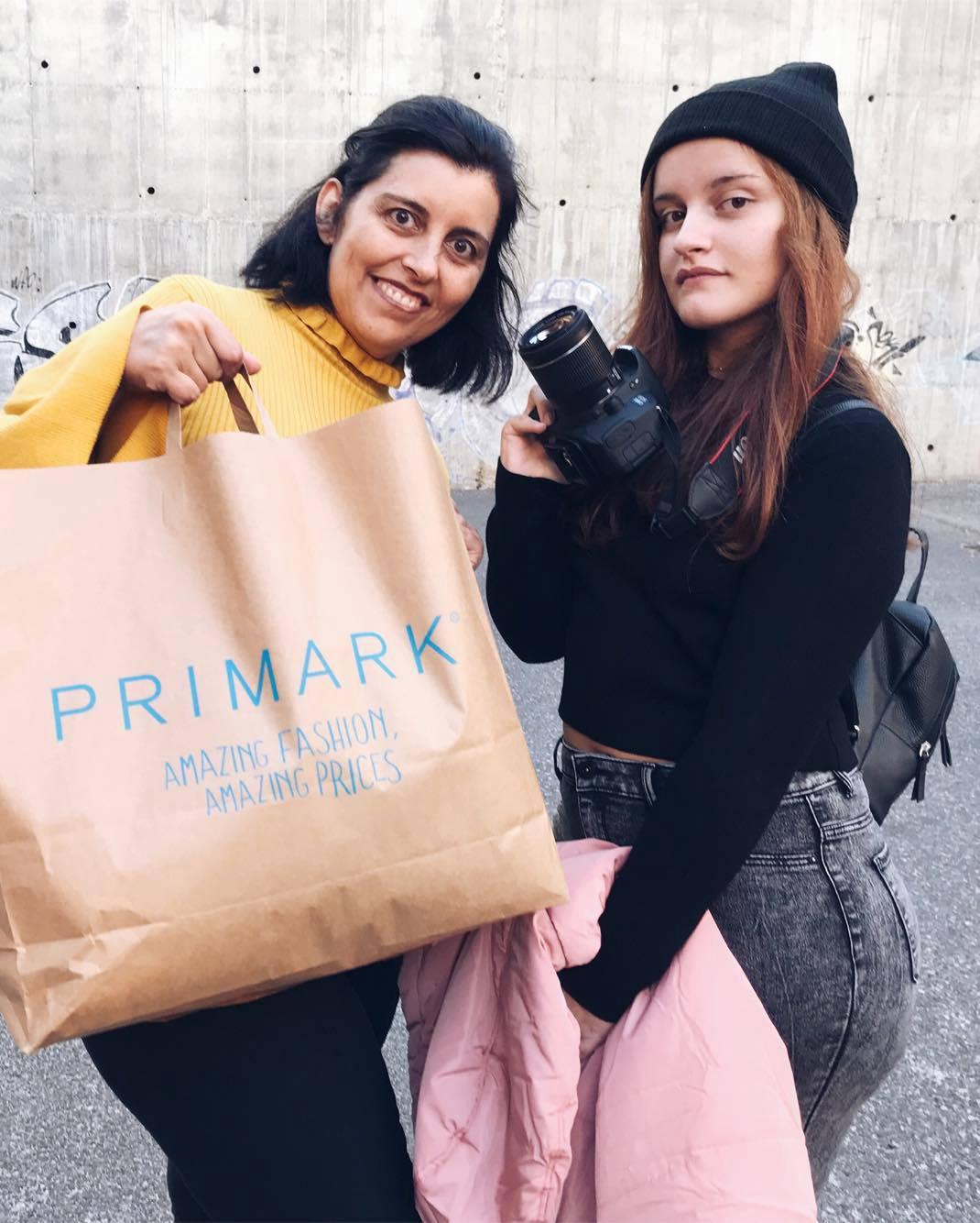 @dailysanna's cover photo for 'Compras na Primark para nova estação'