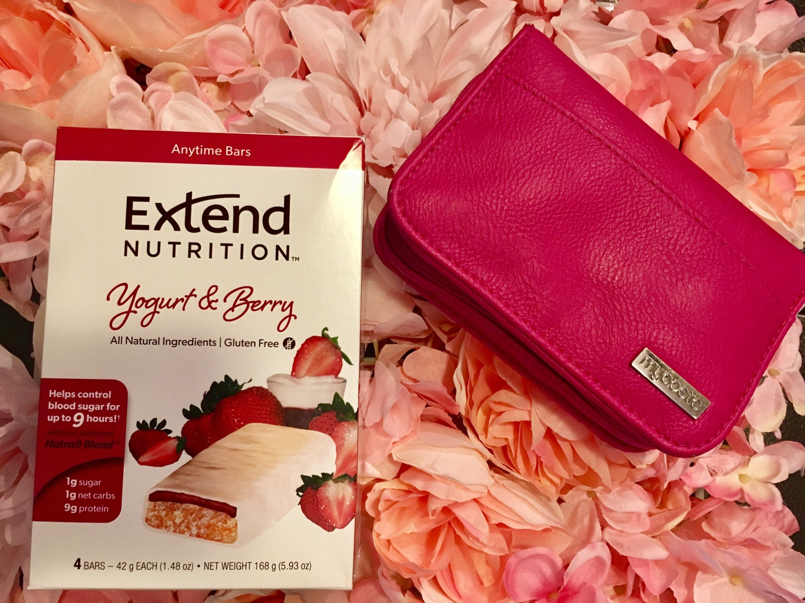 @glitterglucose's cover photo for 'extend nutrition'