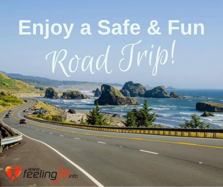 @sam.k.sly's cover photo for 'Four Tips For a Fun and Safe Winter Road Trip - Feeling Fit, Bit By Bit'
