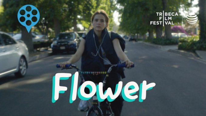 @reeltalkinc's cover photo for 'Reel Review: Flower - Reel Talk'