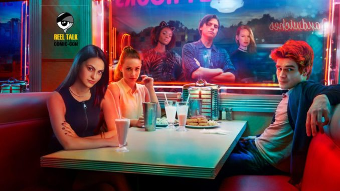 @reeltalkinc's cover photo for 'Reel SDCC: Riverdale - Reel Talk'