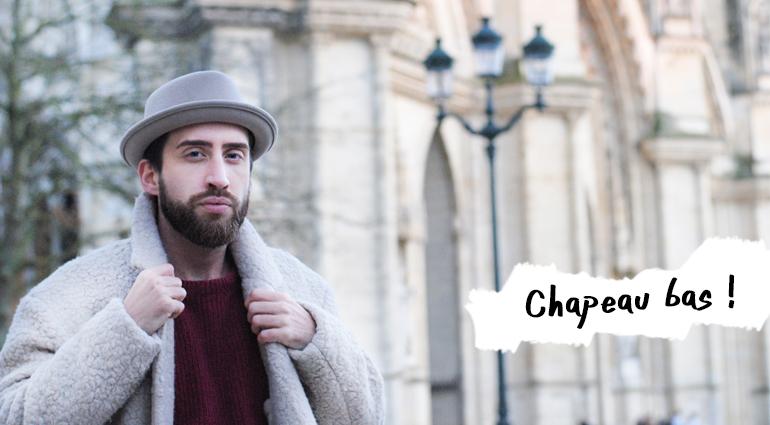 @lecerfbarbu's cover photo for 'Coup de chapeau sur ton style ! | Le cerf barbu - mode et déco'