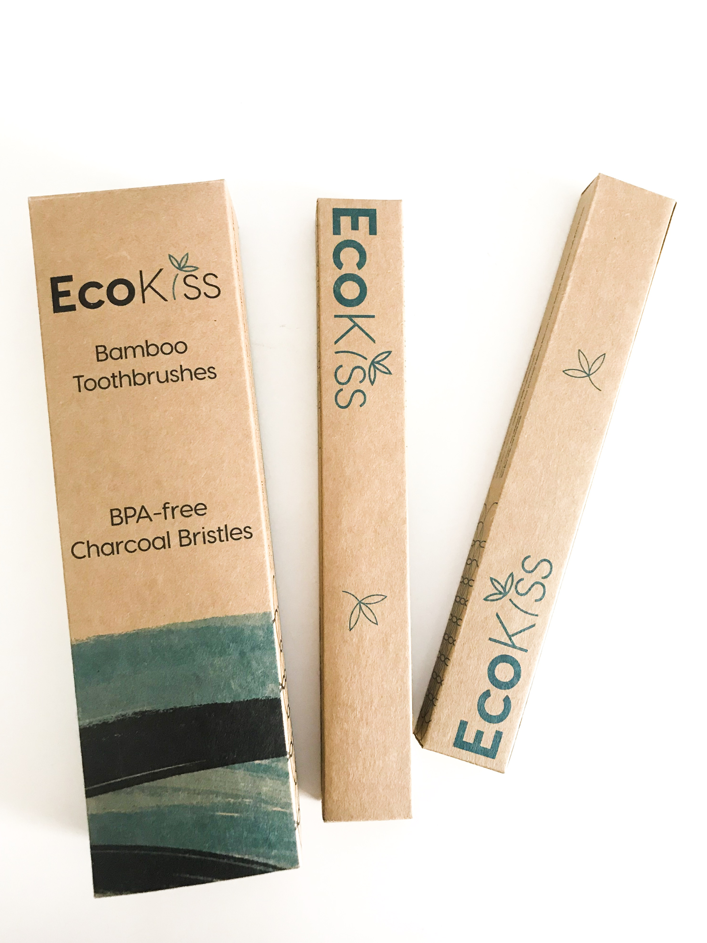 @leslittlesmag's cover photo for 'EcoKiss Bamboo Toothbrushes | Les Littles'