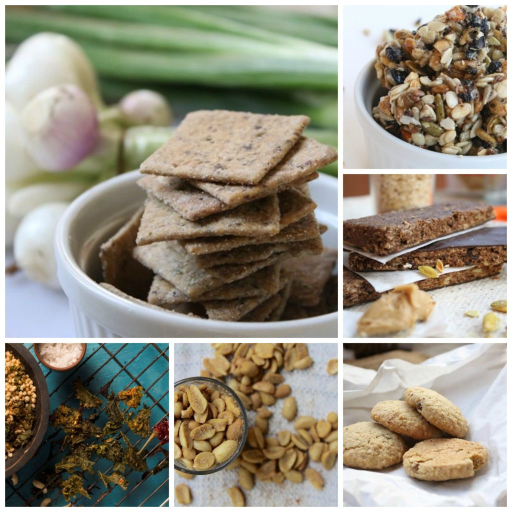 @glossypolish1's cover photo for 'Snackible : Indulge in Some Healthy Snacking !!'
