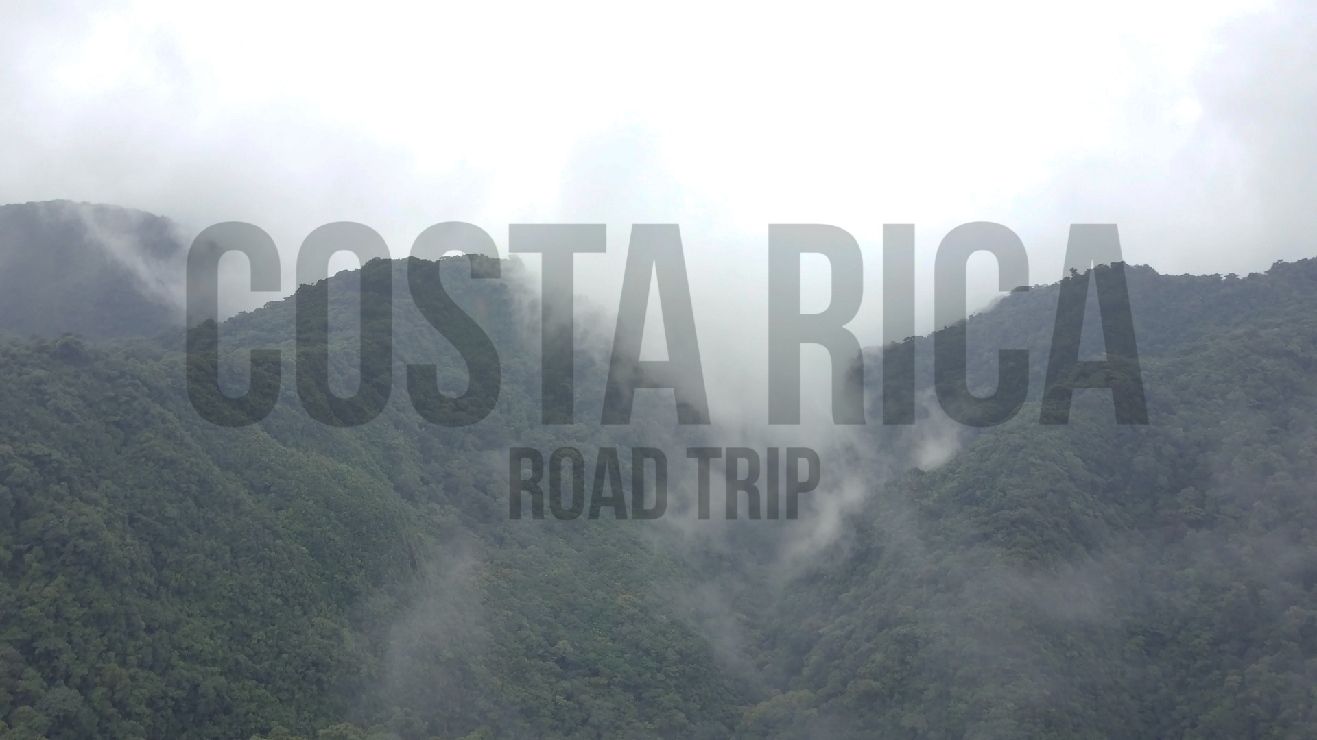 @gettingstamped's cover photo for 'One Week in Costa Rica Road Trip | Complete Costa Rica Itinerary'
