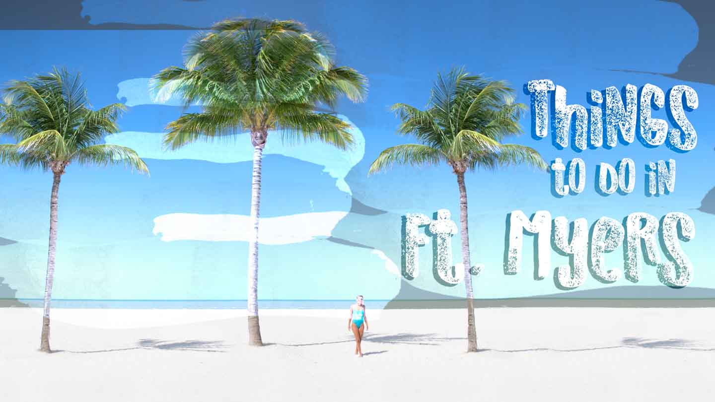 @gettingstamped's cover photo for 'Fun Things To Do In Fort Myers Florida'