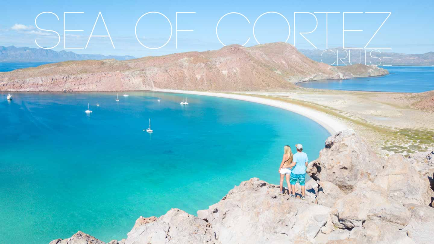 @gettingstamped's cover photo for 'Cruising the Sea of Cortez with Offshore Outpost'
