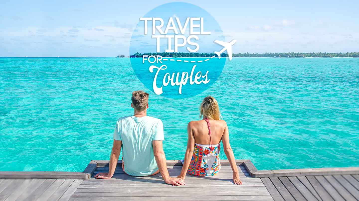 @gettingstamped's cover photo for 'How to Travel as a couple - Our Survival Guide'