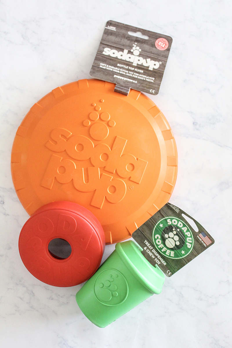 @stylish_paws's cover photo for 'Product Review: SodaPup Dog Toys - Stylish Paws'