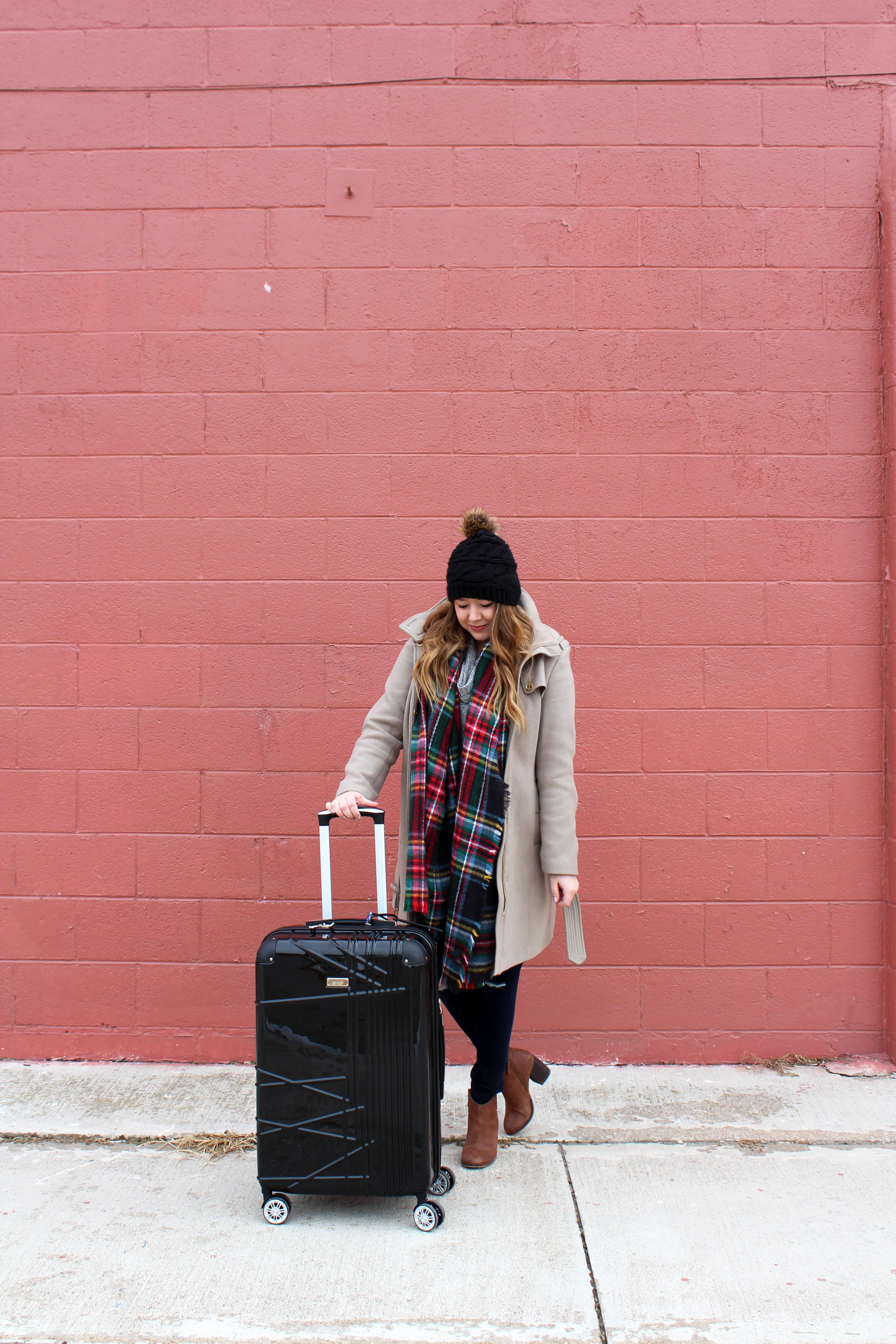 @mpronspies's cover photo for 'Designer Luggage For Less From Gordmans | Margaret Paige'