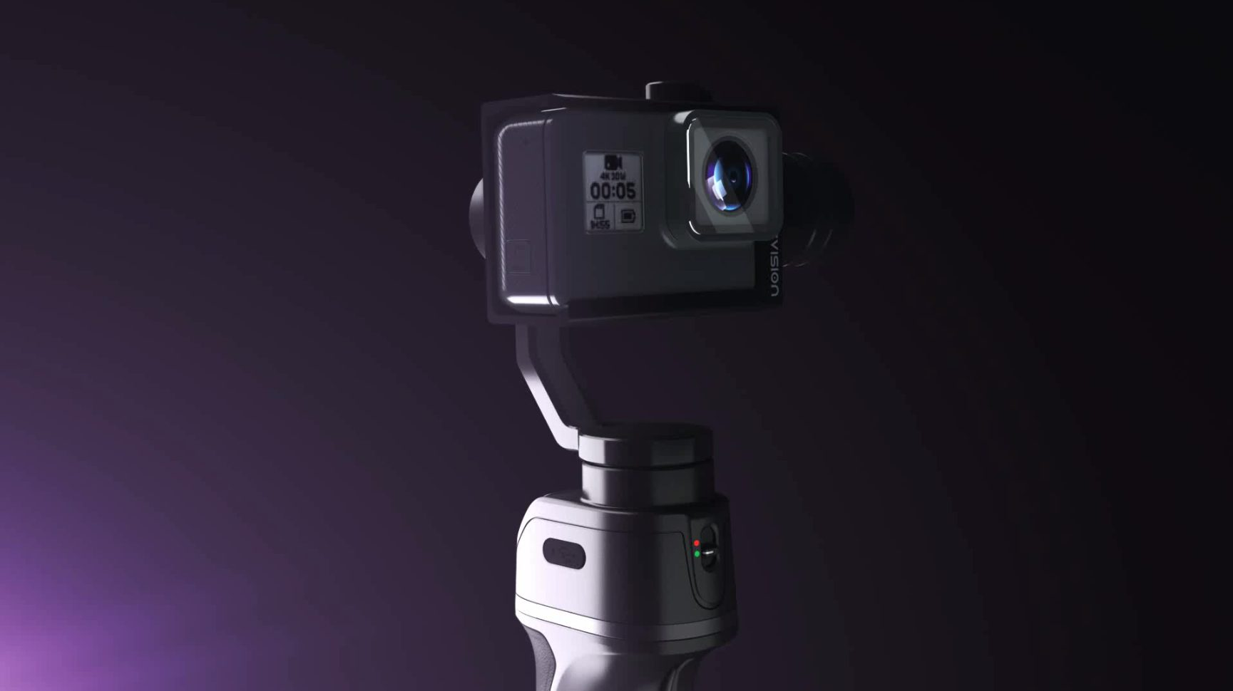 @gadgetvibes's cover photo for 'FreeVision VILTA Gimbal - Gadget Vibes'