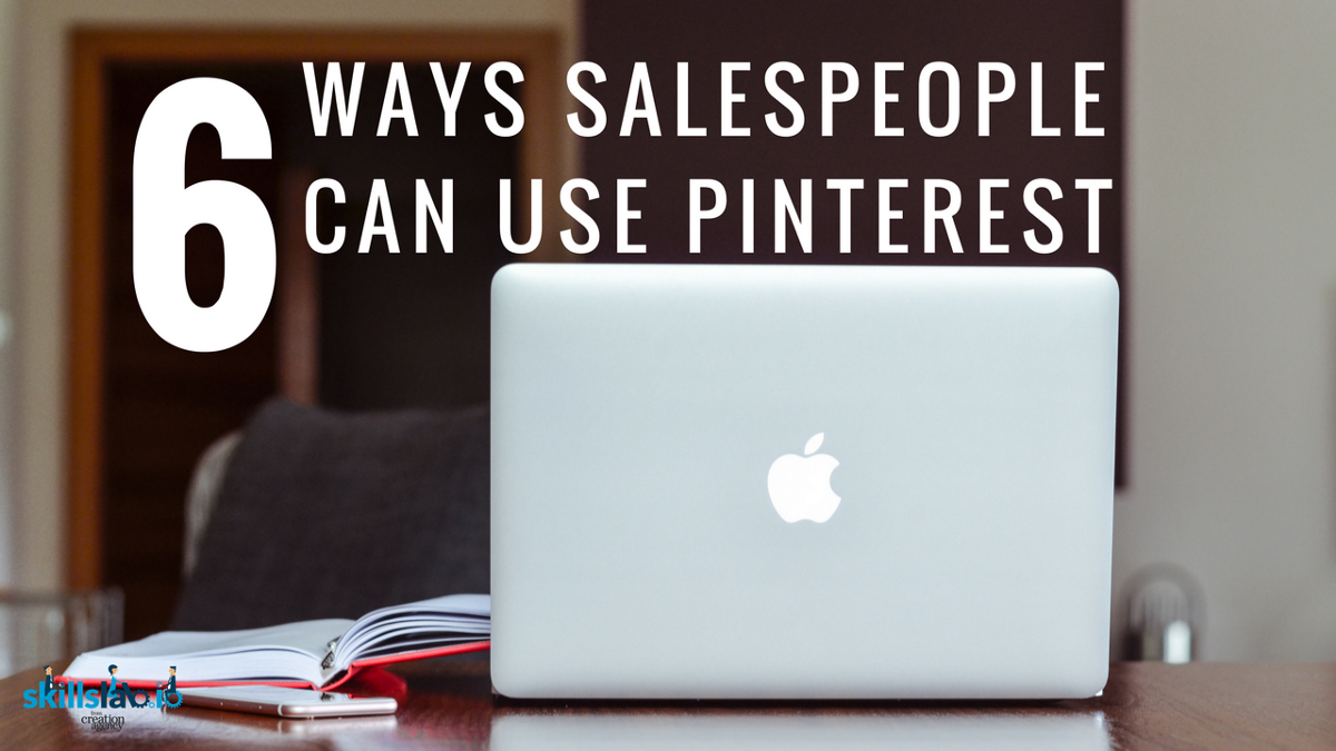 @gary.farms.social's cover photo for '6 Ways Salespeople Can Use Pinterest! – Gary Farmer Social – Medium'
