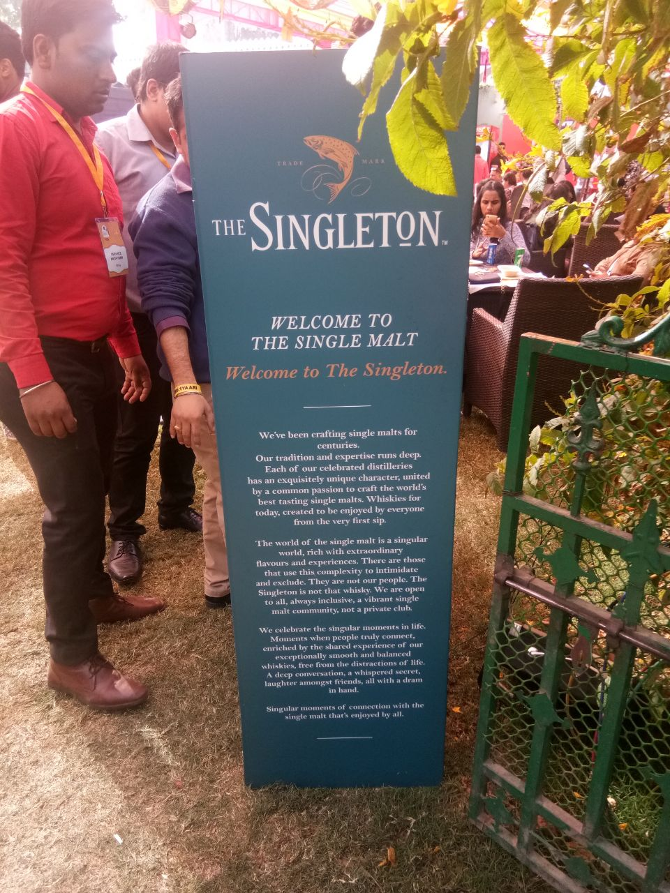 @mistertikku's cover photo for 'Singleton broke my Single Malt Virginity'