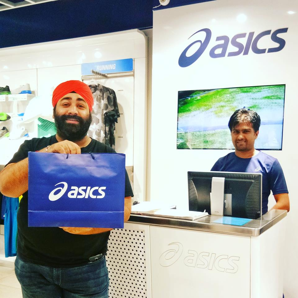 @mistertikku's cover photo for 'Asics Shoes – Sole with a Soul  :-)'