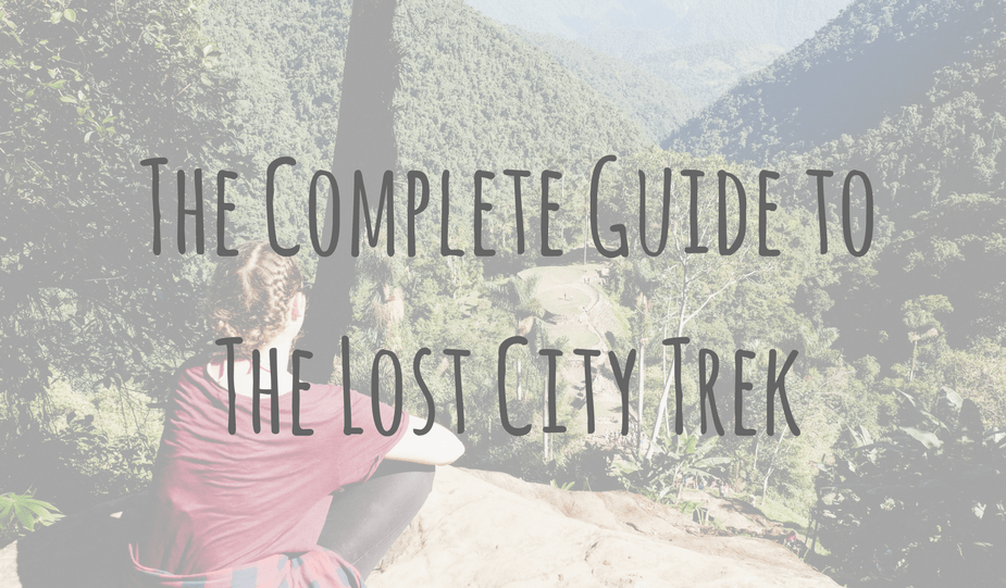 @clairesitchyfeet's cover photo for 'Claire's Itchy feet | Colombia Guides | Guide to The Lost City Trek'