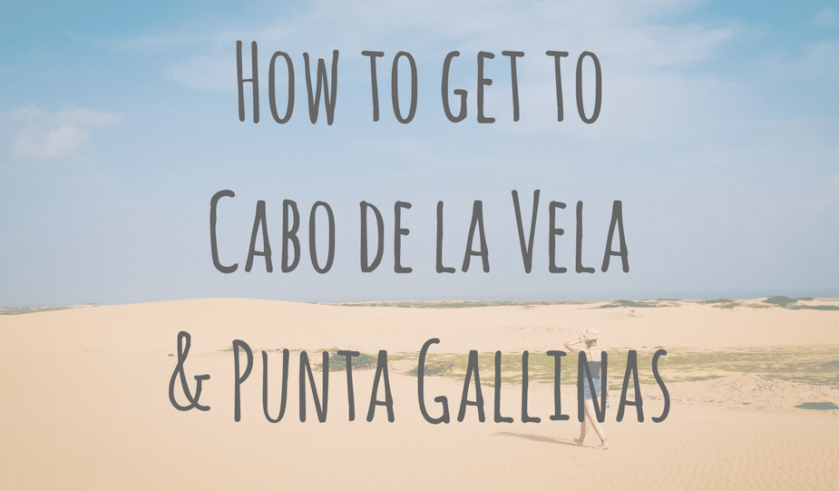 @clairesitchyfeet's cover photo for 'Claire's Itchy feet | Colombia Guides | Cabo de la Vela and Punta Gallinas'