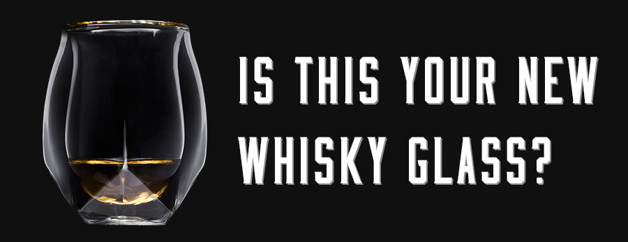 @bourbonbanter's cover photo for 'Norlan Whisky Glass Review'