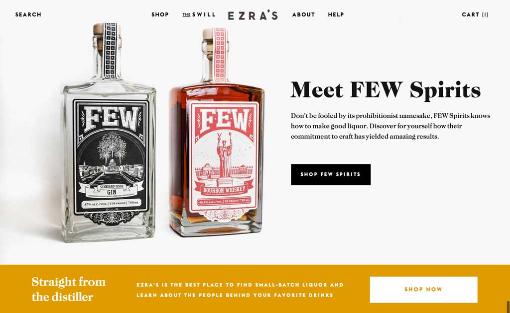 @bourbonbanter's cover photo for 'Introducing Ezras.com - Bourbon & Banter'