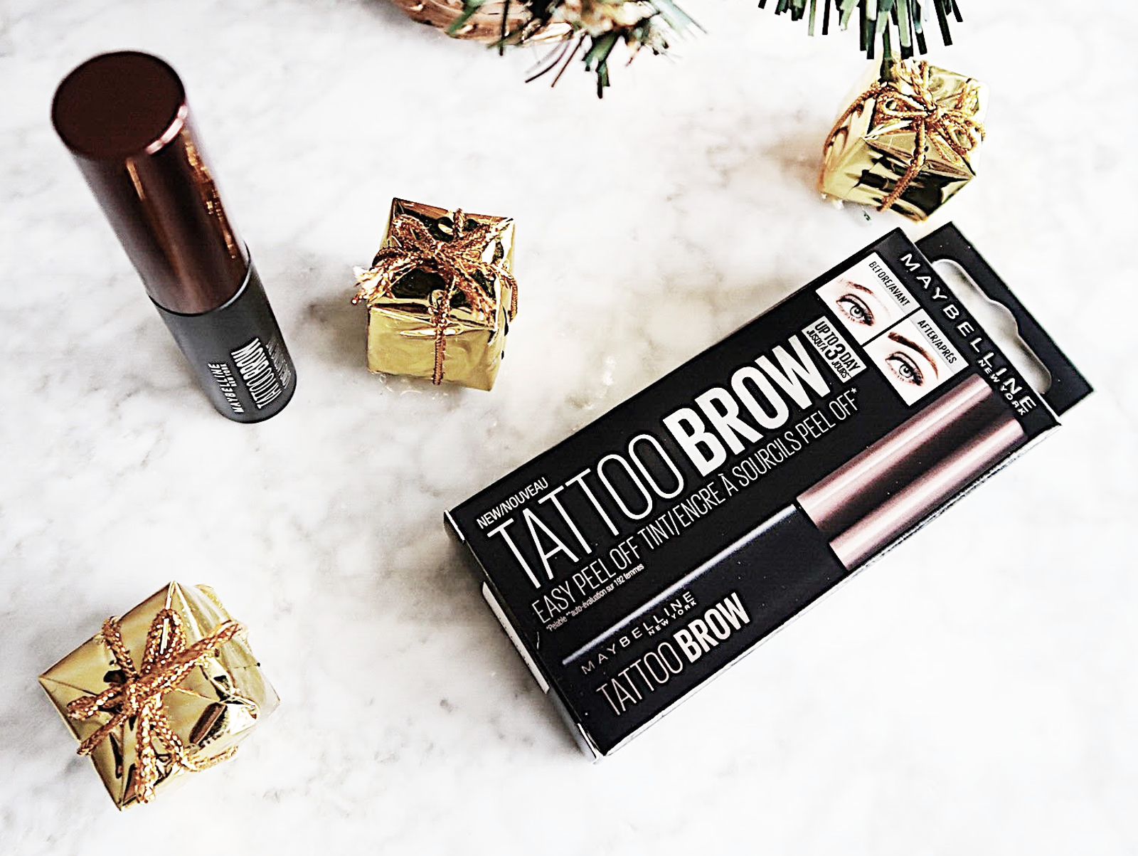 @cocorebelista's cover photo for 'Maybelline Tattoo Brow Gel Tint - BellezaRebel - Beauty Swiss Blogger'