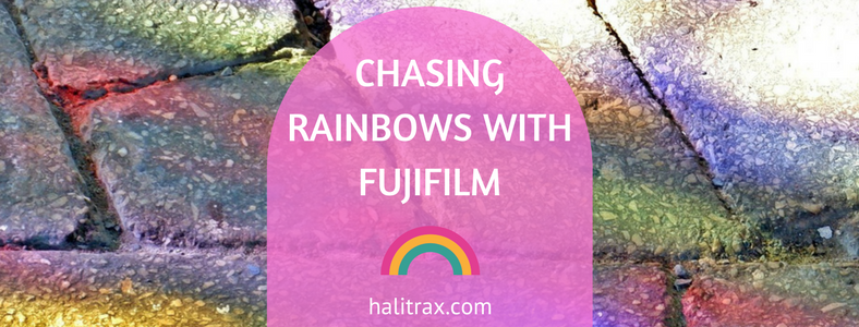 @halitrax's cover photo for 'Chasing Rainbows with Fujifilm'