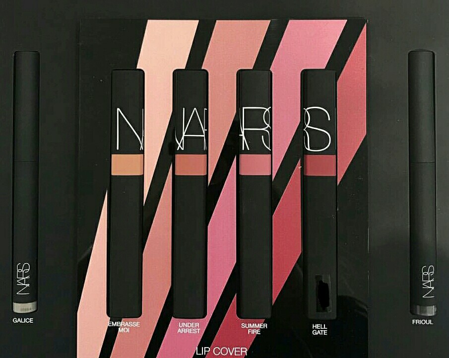 @inandoutofvegas's cover photo for 'NARS 2018 Spring Color Collection'