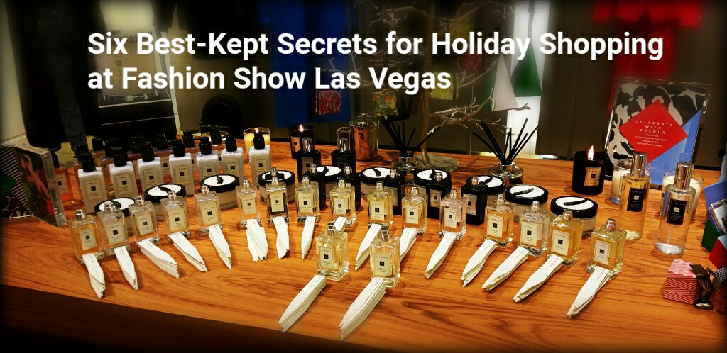 @inandoutofvegas's cover photo for 'Six Best-Kept Secrets for Holiday Shopping at Fashion Show Las Vegas!'