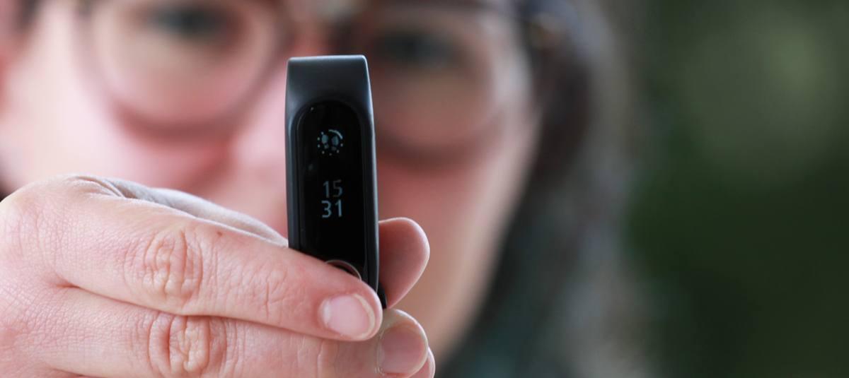 @acordeidisposta's cover photo for 'Usamos e contamos: Pulseira TomTom Touch - Acordei Disposta'