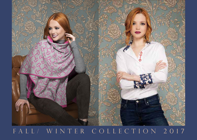 @eqstylist's cover photo for 'Introducing The Carousel Collection – Rönner Fall 2017 | Equestrian Stylist'