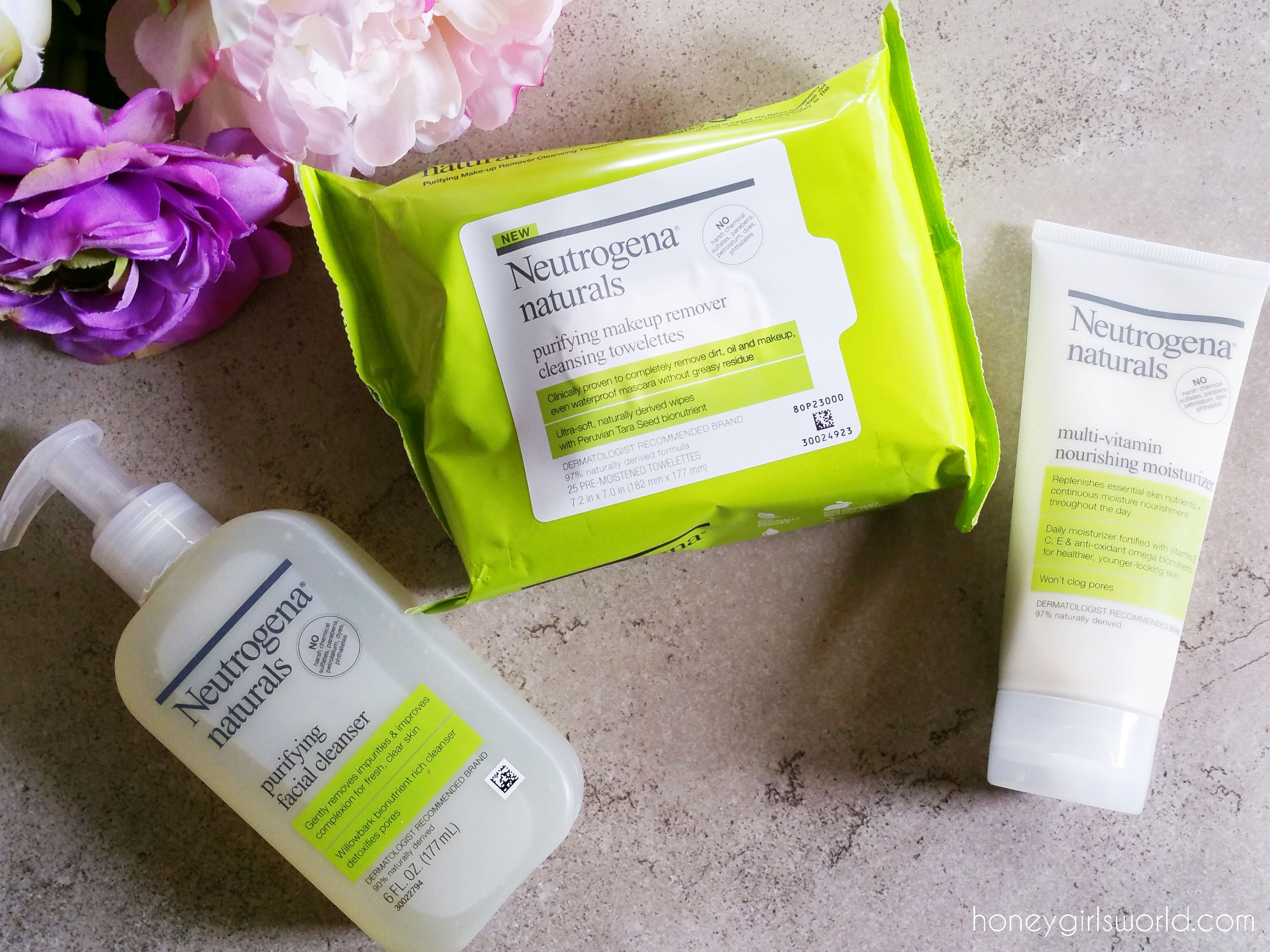 @honeygirlk's cover photo for 'Embracing Your Natural Beauty With Neutrogena Naturals Skincare - Honeygirl's World - Lifestyle & Beauty Blog'
