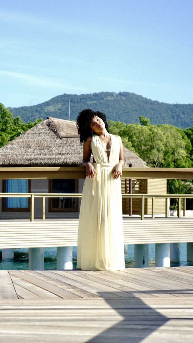 @natashaleeds's cover photo for 'Paradise Found: Sandals South Coast Overwater Bungalows'
