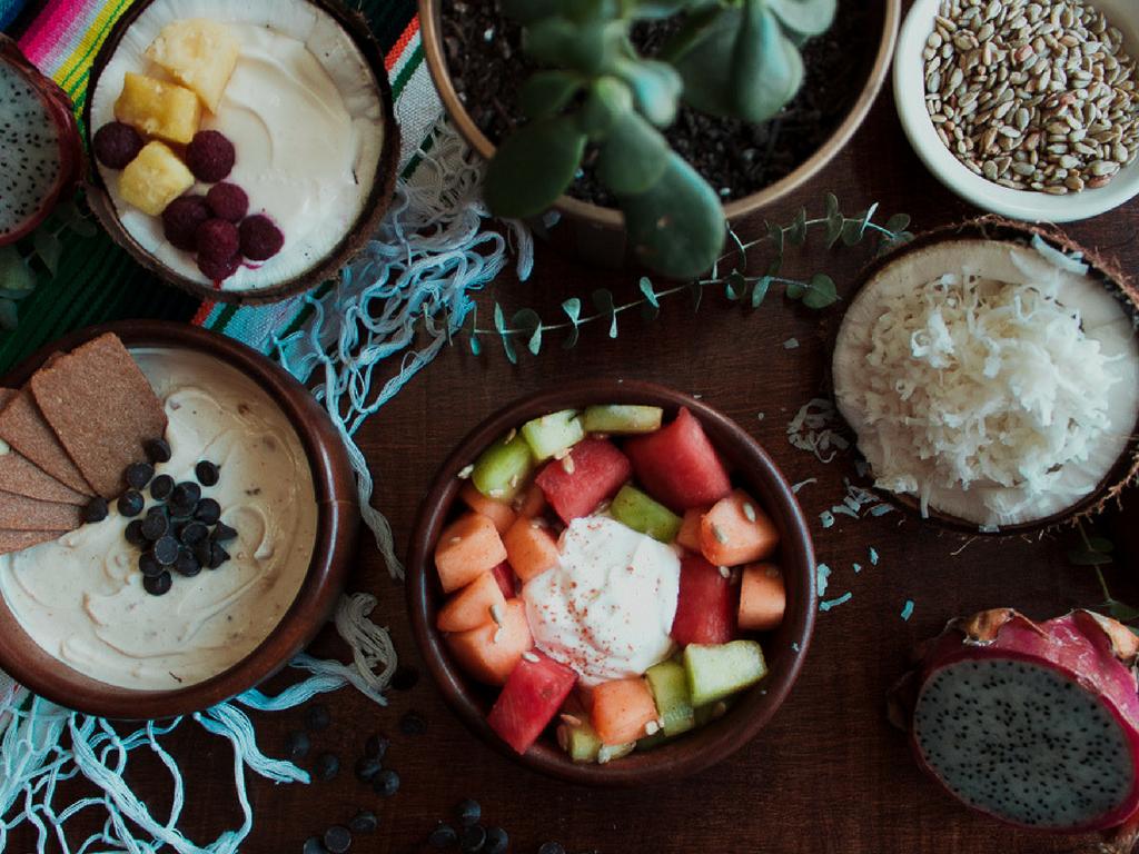 @hanna.j.smith's cover photo for '5 Minute Yogurt Bowl Recipes'