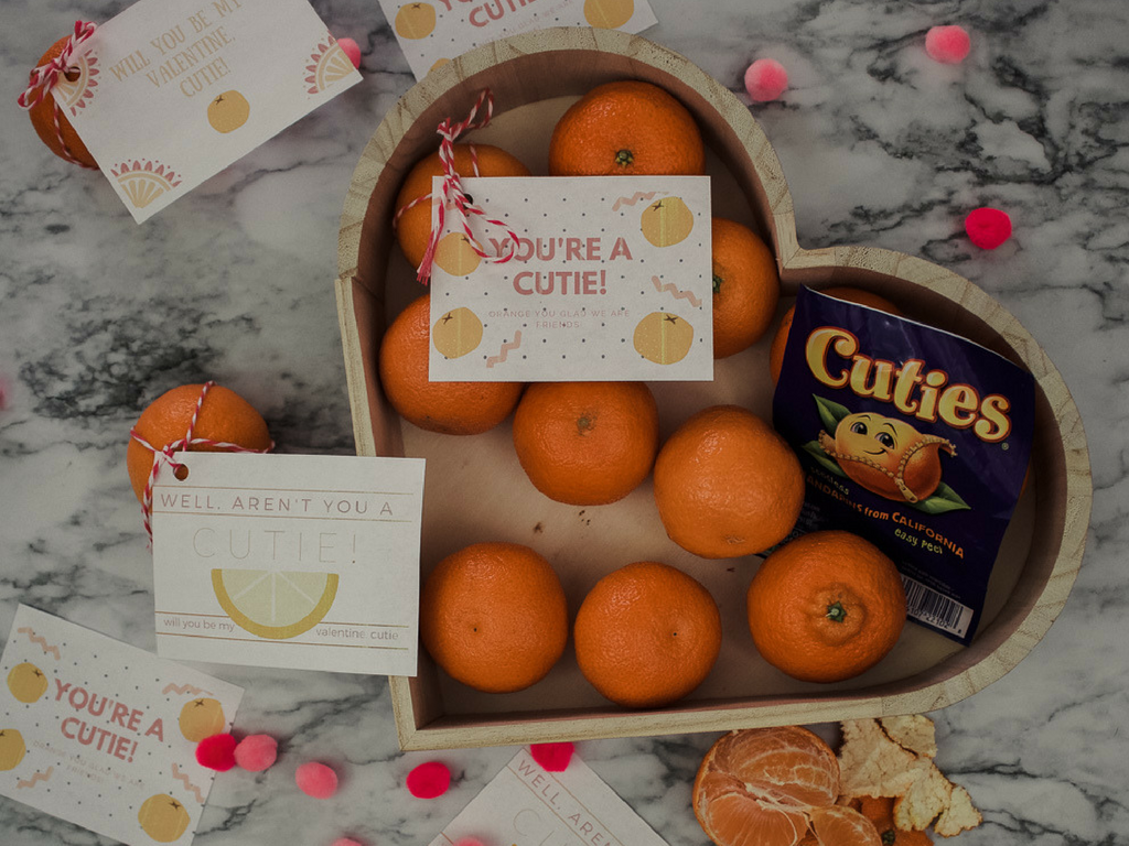 @hanna.j.smith's cover photo for 'Cutie Valentines for the Cuties in Your Life'