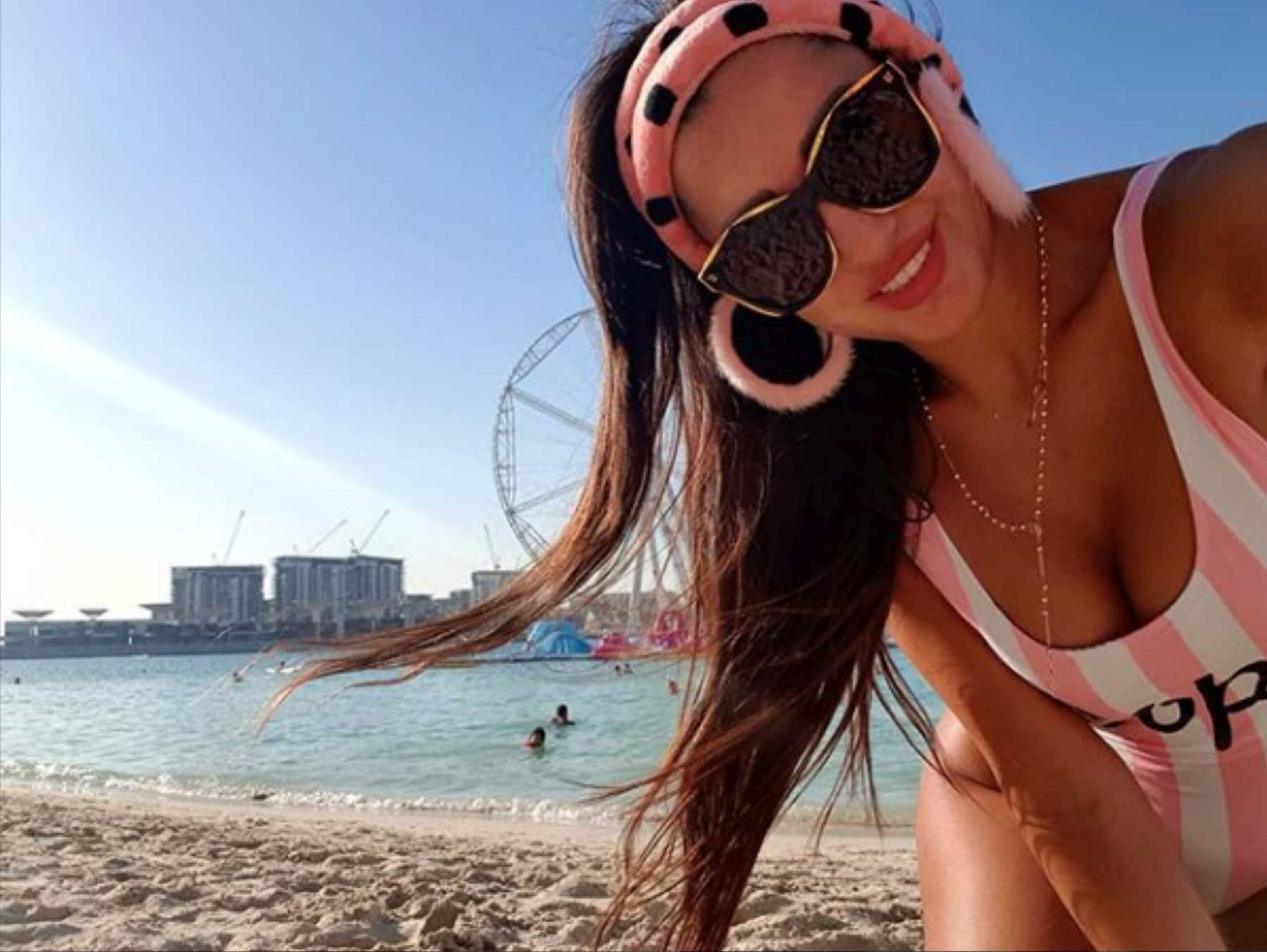 @carol.atieh's cover photo for 'My Fabulous Visit to the Westin Hotel Dubai - Carole Atieh'