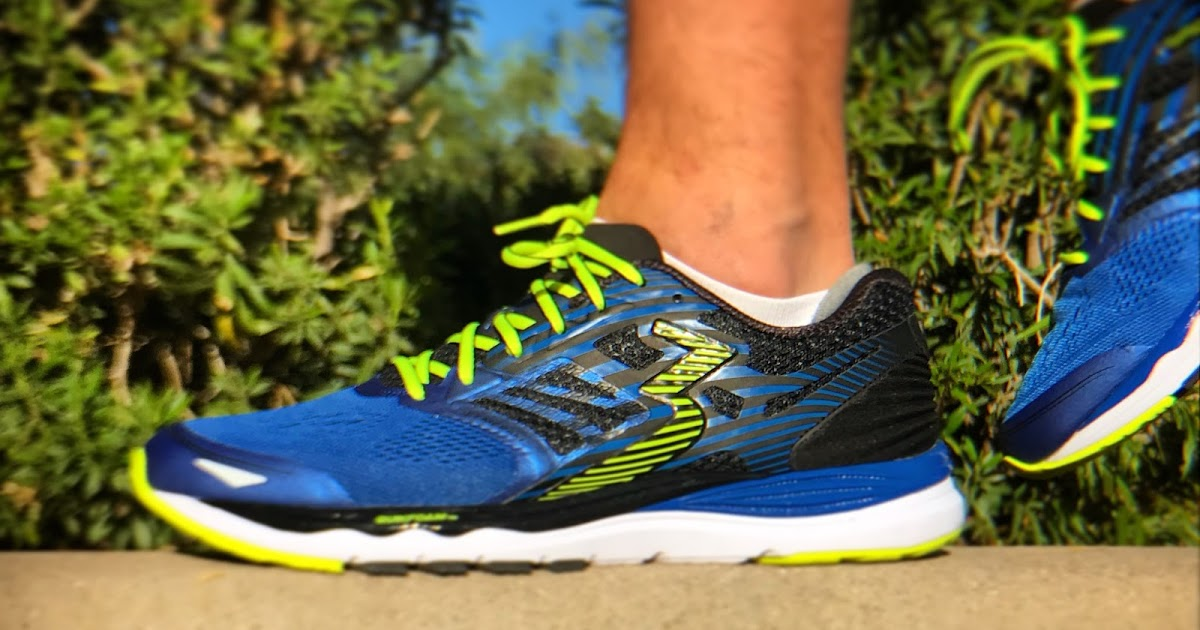@runner_blogger_az's cover photo for 'Beyond Expectations: 361 Degrees Meraki Shoe Review'