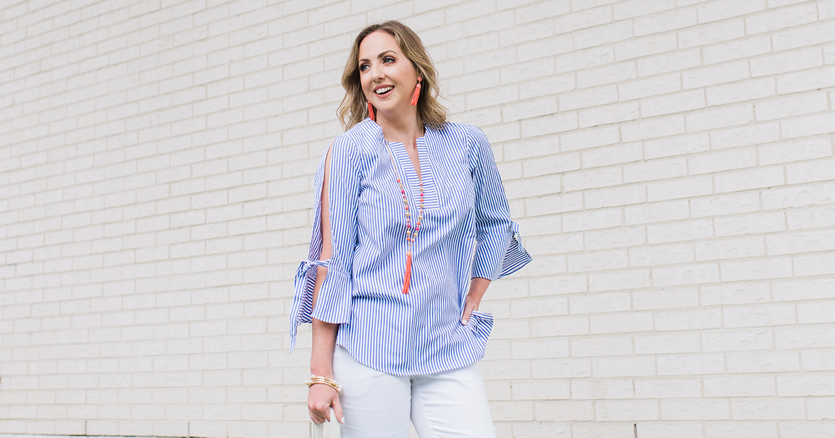 @mego's cover photo for 'Channeling My Inner Modern Southern Belle for Spring'