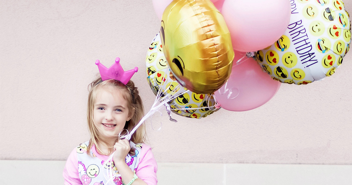 @mego's cover photo for 'Kennedy's Stress-Free 6th Birthday Party'