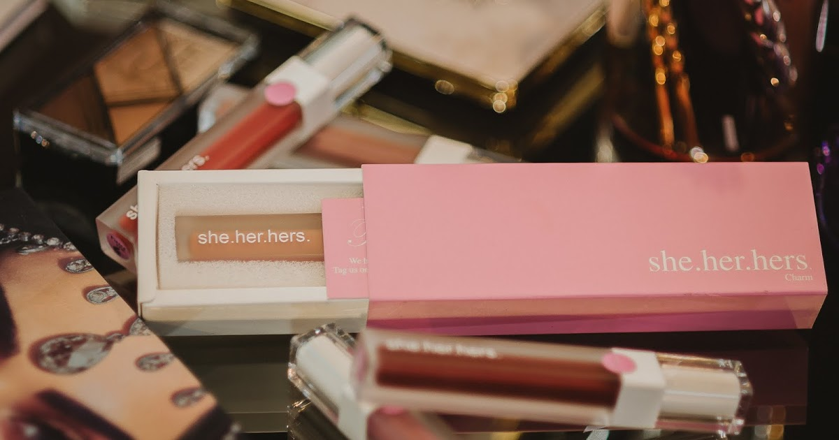 @tasyanandyasj's cover photo for 'SHE.HER.HERS - #LADYBOSS LIP MATTE SERIES REVIEW'