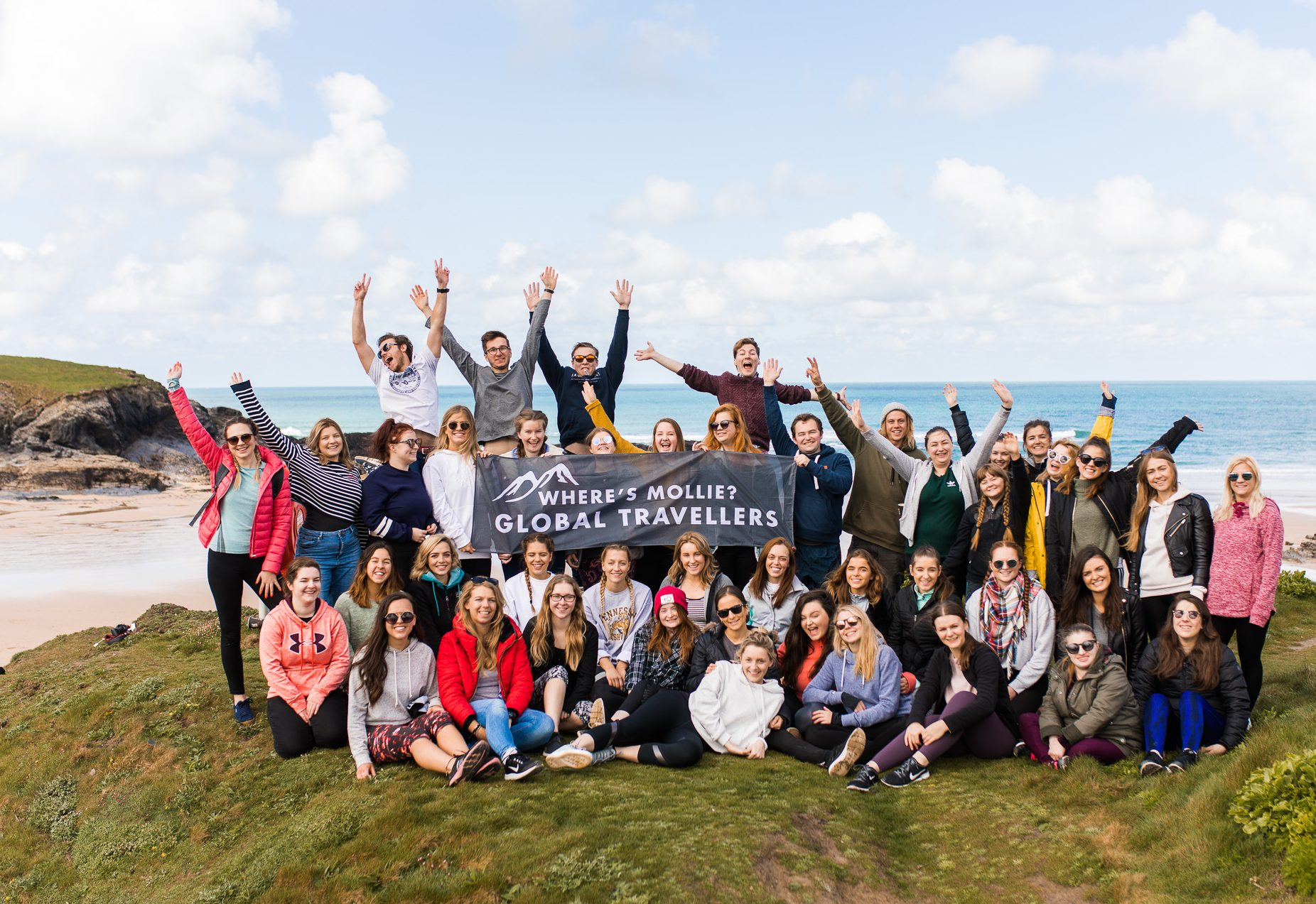 @itsthelifeofrobyn's cover photo for 'A four day Cornish adventure: WMGT Cornwall, Treyarnon Bay, Padstow and Newquay!'