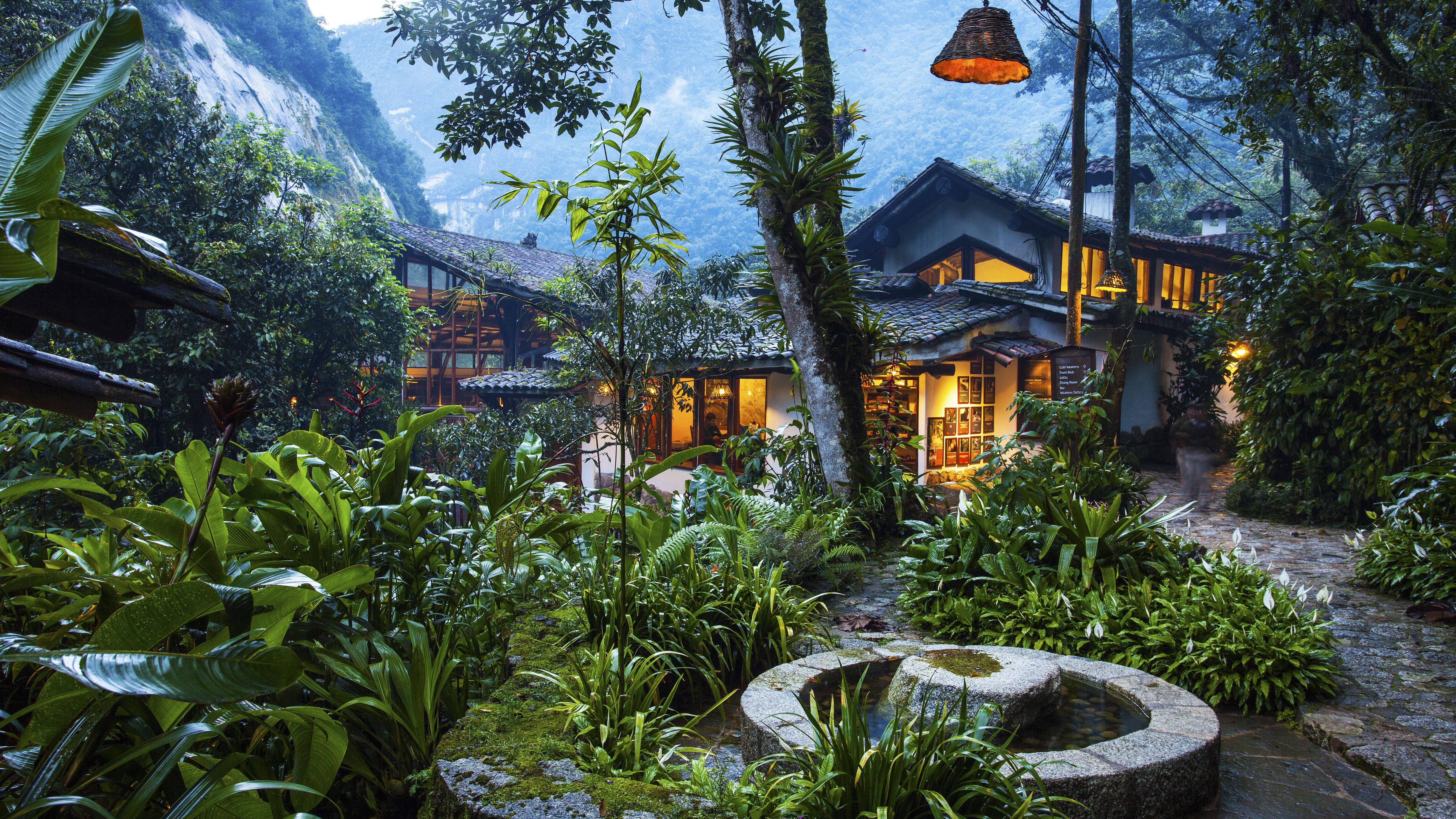 @cassiedepecol's cover photo for 'Inkaterra Machu Picchu Pueblo Hotel'