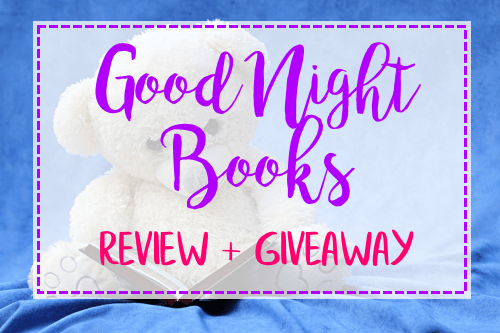 @journeytosahm's cover photo for 'Good Night Books Review and Giveaway - Journey to SAHM'