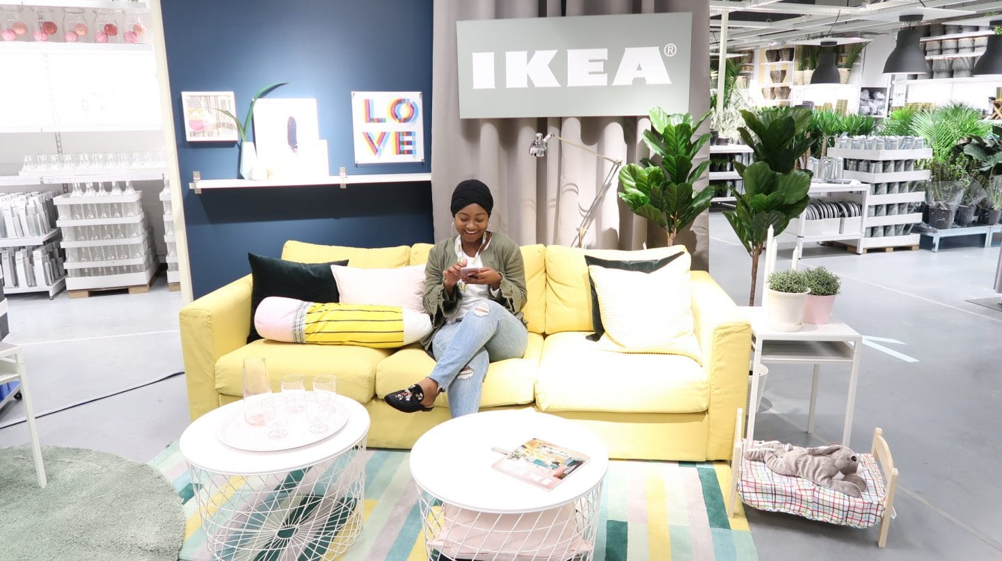 @talesandturbans's cover photo for 'Ikea Comes to Indiana! | Tales & Turbans'
