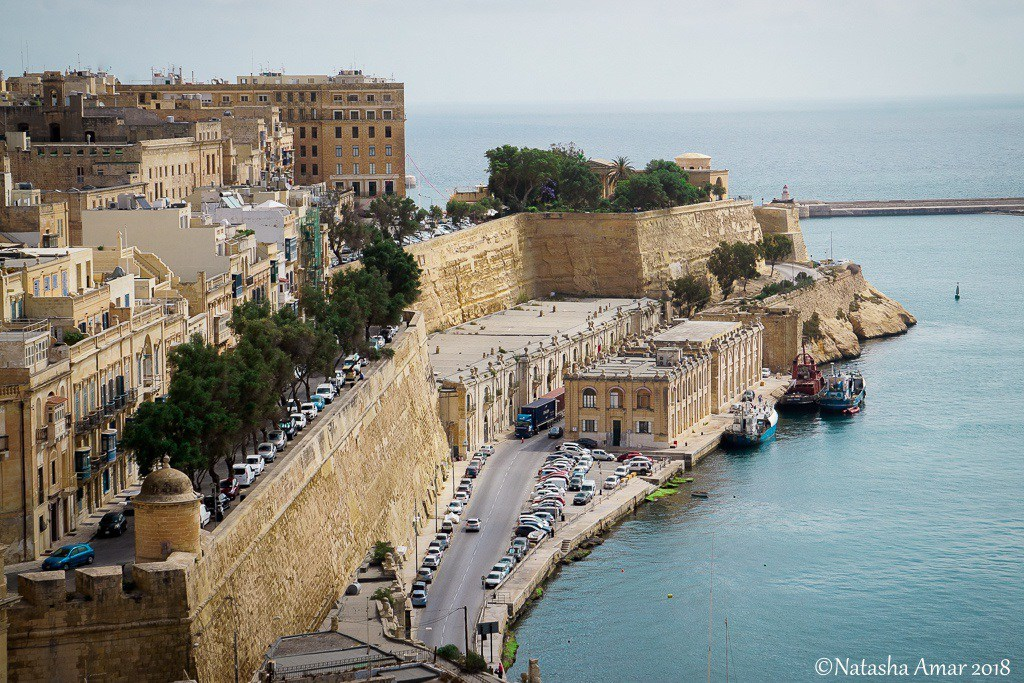 @thebohochica's cover photo for 'Best Things to do in Valletta Malta: Why You Need To Visit The Capital of Malta'